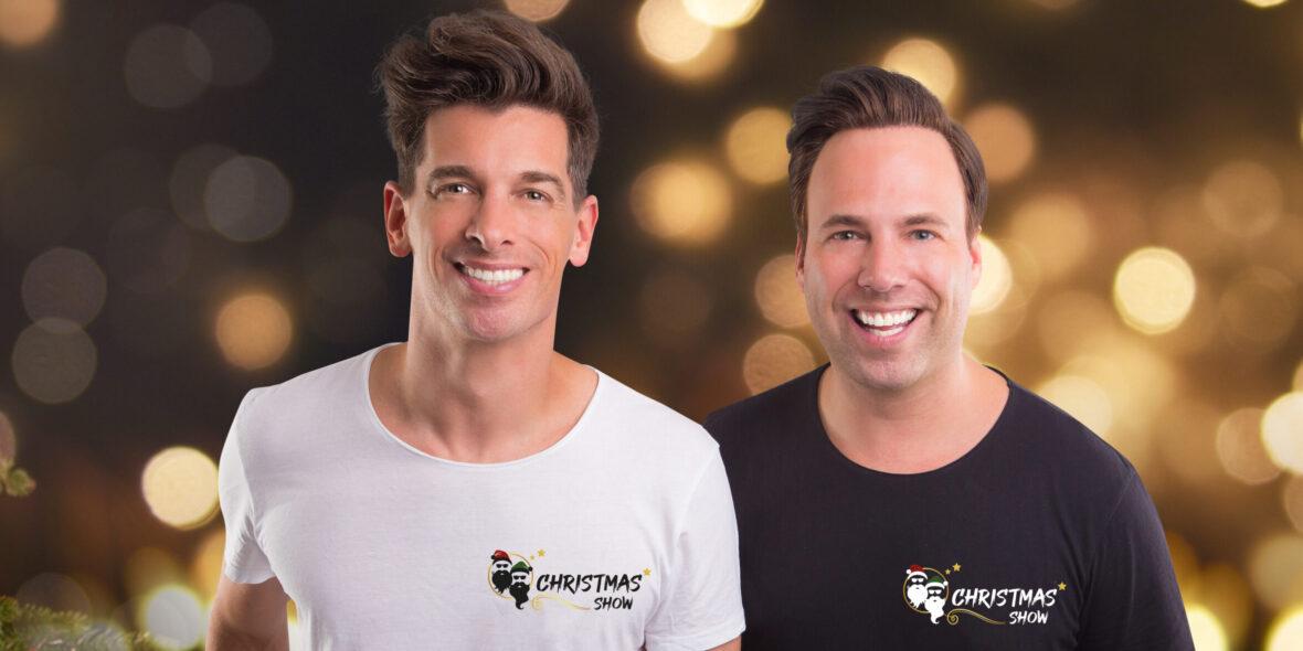 Online Christmas Show (met Barry Paf & Menno de Boer)
