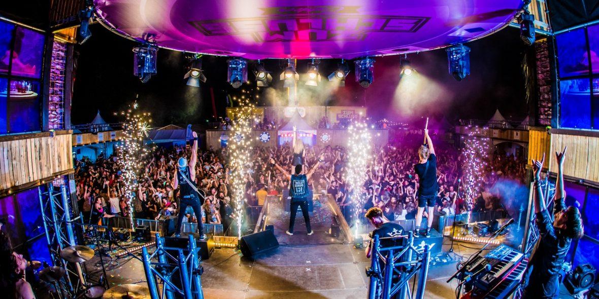 Royal Beat – De ultieme live sensatie!